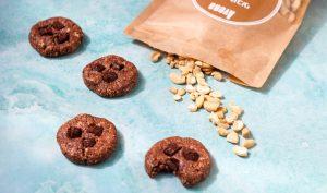 עוגיות שוקולד טבעוניות ללא גלוטן